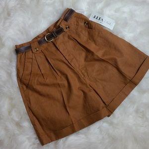 Vintage high waist shorts